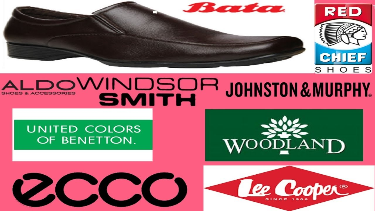 Formal Shoes Brands In India Youtube