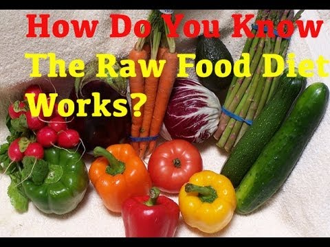 Is The Raw Vegan Diet Proven In History To Work?
