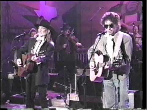 Willie Nelson & Bob Dylan - Pancho and Lefty