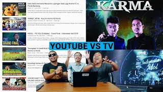 Video TERUNGKAP!! VIDEO TRENDING YOUTUBE GAK LAZIM | KOMENTAR NETIJEN download MP3, 3GP, MP4, WEBM, AVI, FLV April 2018
