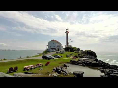 Yarmouth Lighthouse Cape Forchu