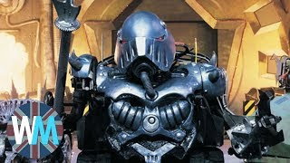 Top 10 Badass Robots From Robot Wars