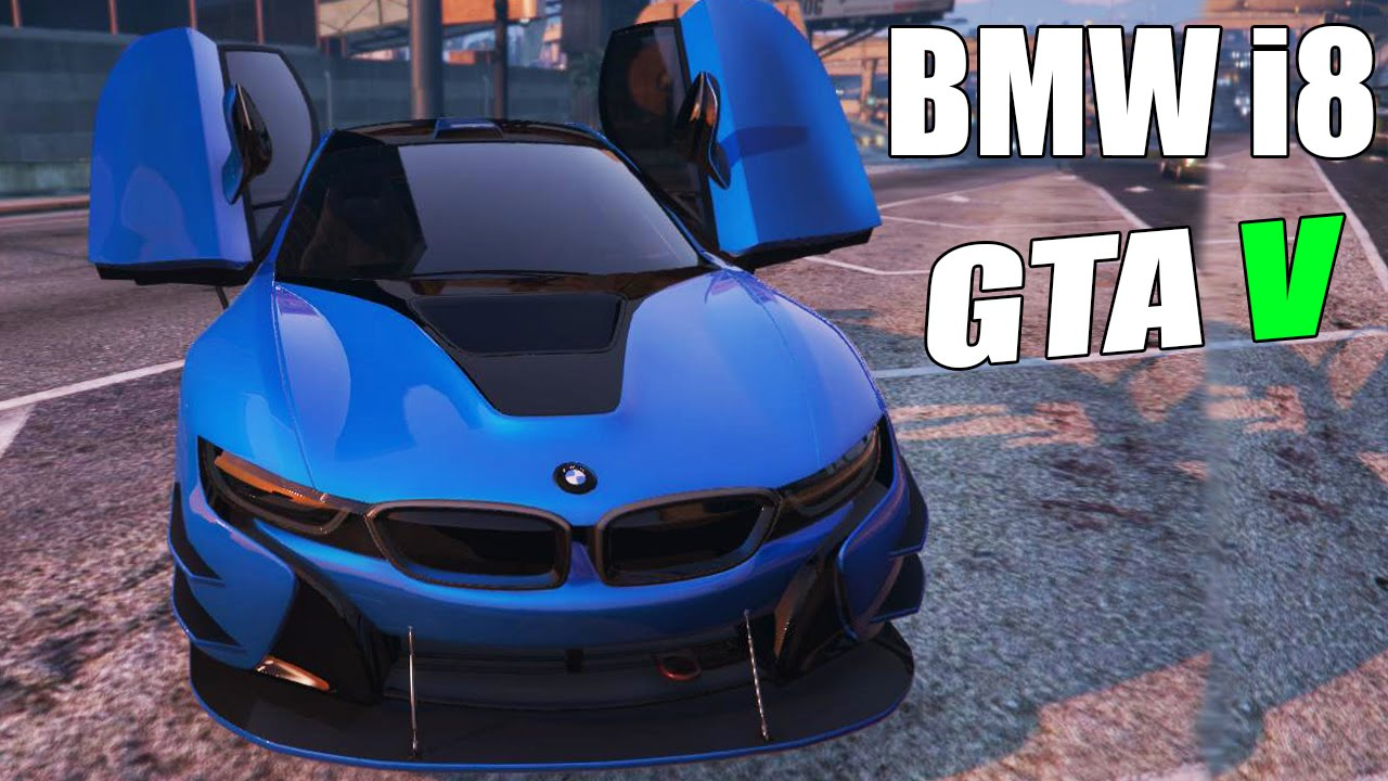 Grand Theft Auto V Customizing Bmw I8 And Racing Gta 5 Mods