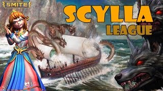 SMITE League #132 - Scylla