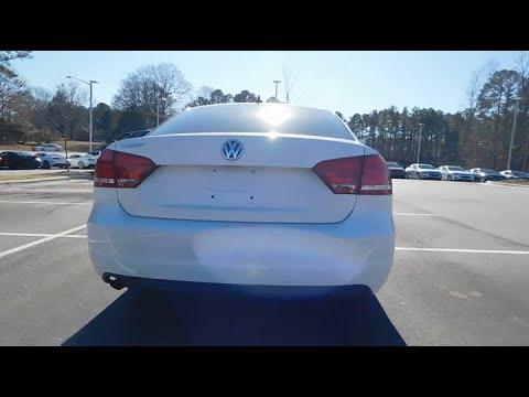 2013 Volkswagen Passat Durham, Chapel Hill, Raleigh, Cary, Apex, NC GP11932