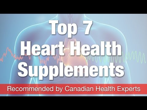 Heart Supplements Vitamins