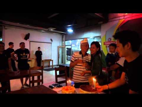 Papa's 70th Birthday Trip to China