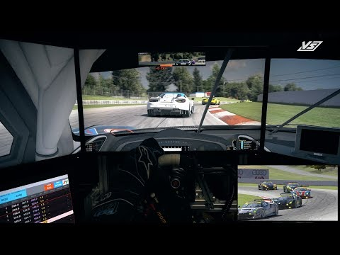 iRacing | IMSA SportsCar Championship @ Canadian Tire Motorsports Park | Ferrari 488 GTE