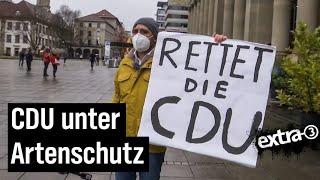 """""""Rettet die CDU"""" – Reporter Jakob Leube nach der Wahl in Baden-Württemberg"""