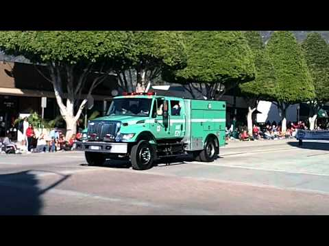 U.S. Forest Service - Angeles National Forest (CA) Engine & Patrol 21