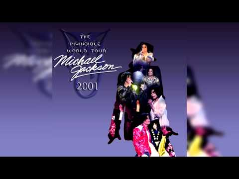 Michael Jackson - The Way You Make Me Feel (Invincible Tour 2002) (Final Mix)