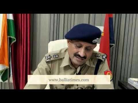 #BalliaTimes बलिया में चोरी के पांच लाख के आभूषण व तमंचा संग दो बदमाश गिरफ्तार