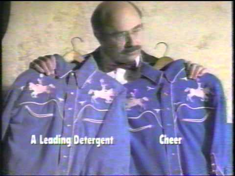 Cheer Laundry Detergent 90 S Commercial Youtube
