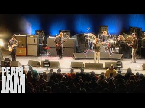 Dissident - Touring Band 2000 - Pearl Jam