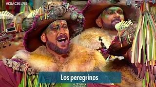 Comparsa Los peregrinos | Actuación Semifinales