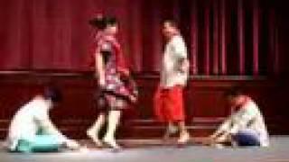 Tinikling - Philippine Dance