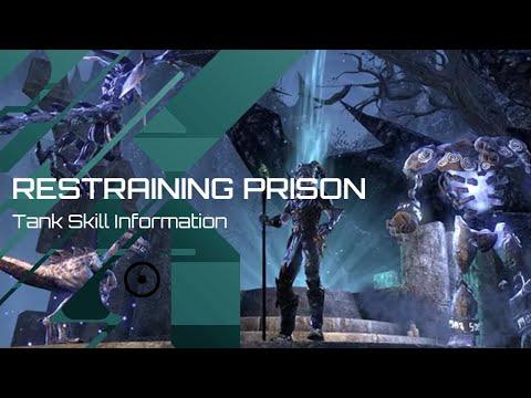 Restraining Prison: Tank Skill Information | Elder Scrolls Online | Blackwood |