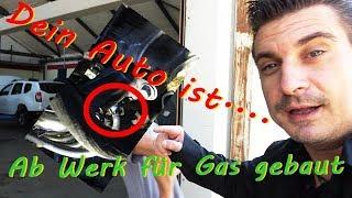 Geheimnisse der Fahrzeughersteller! Auto´s ab Werk schon für Gas Betrieb vorgesehen?