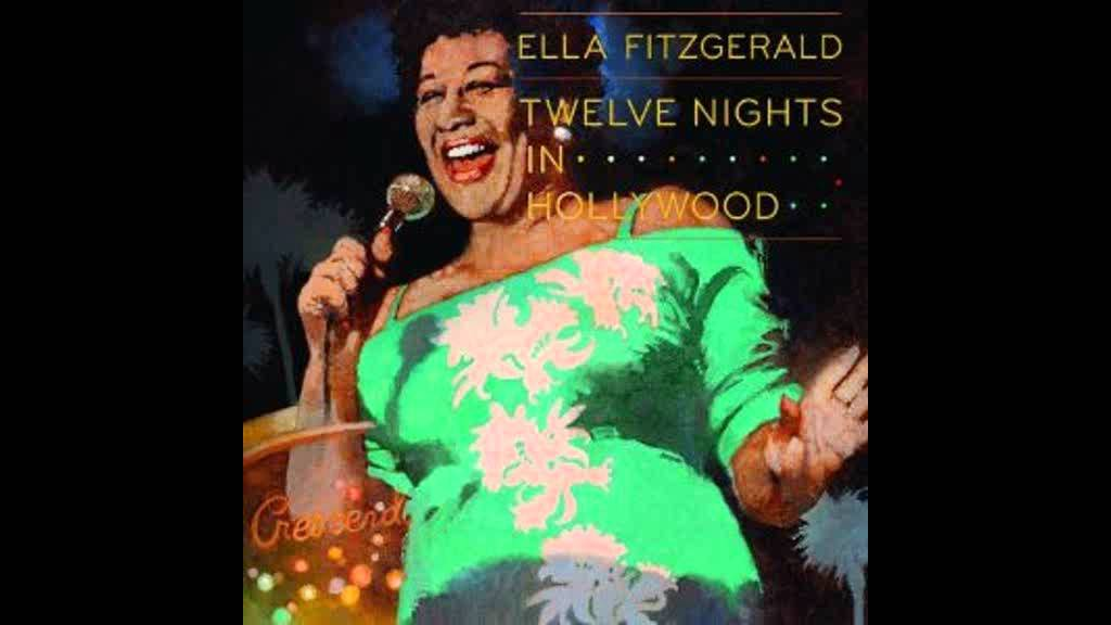 Ella Fitzgerald Count Basie On The Sunny Side Of The Street