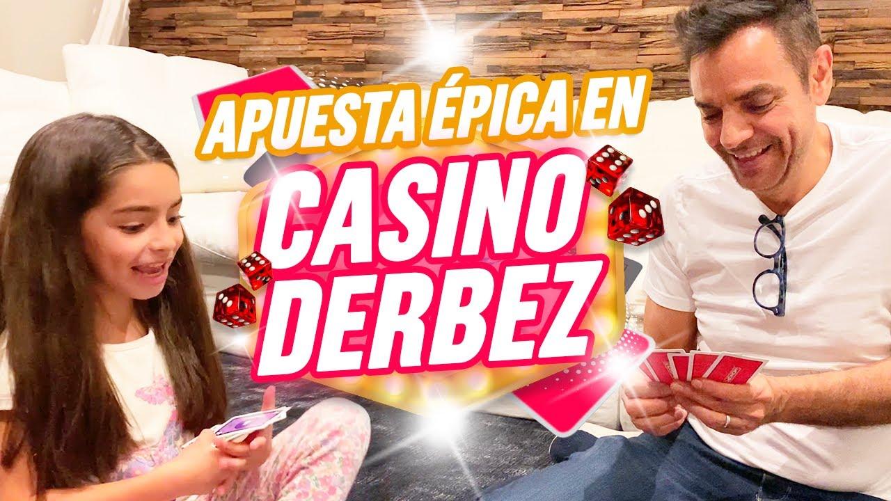 Apuesta épica en Casino Derbez | Aitana preparó los drinks 🍵