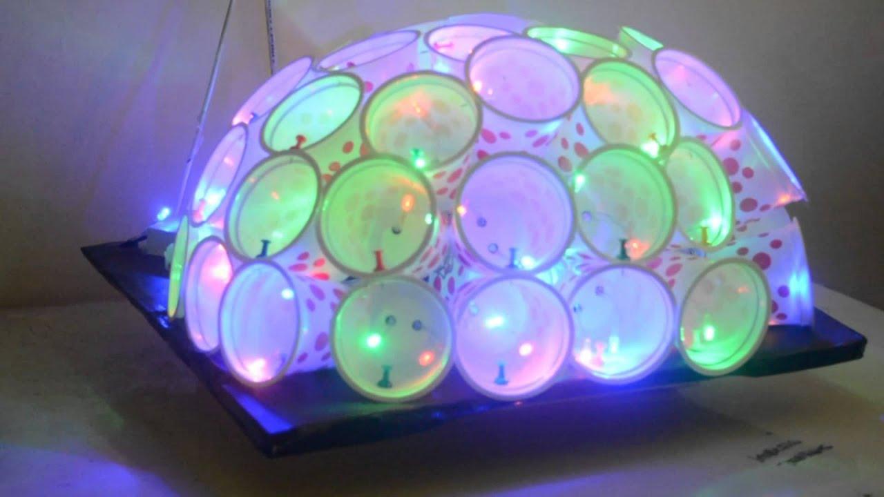 Lampu Hias Glow in The Cup YouTube