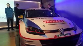 [Swedish] Volkswagen in Scandinavian Touring Car Championship 2018