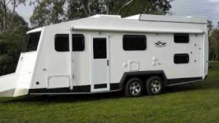 Caria Caravans - Escape Eagle LT23 Sports - Caria