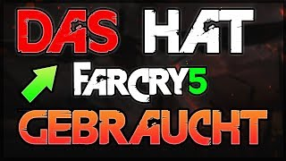 DAS hat FAR CRY 5 gebraucht - FarCry 5 Preview zum besten Release 2018 - Far Cry 5 deutsch / german