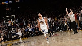 Stephen Curry Drills the Clutch Pull-Up Three to Beat the Magic
