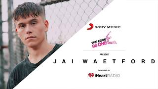 The Edge 96.One Presents Jai Waetford Powered By iHeartRadio