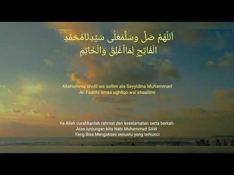 Kajianislam Sholwatutama Bermanfaat Islam Sholawat Al Fatih Arti