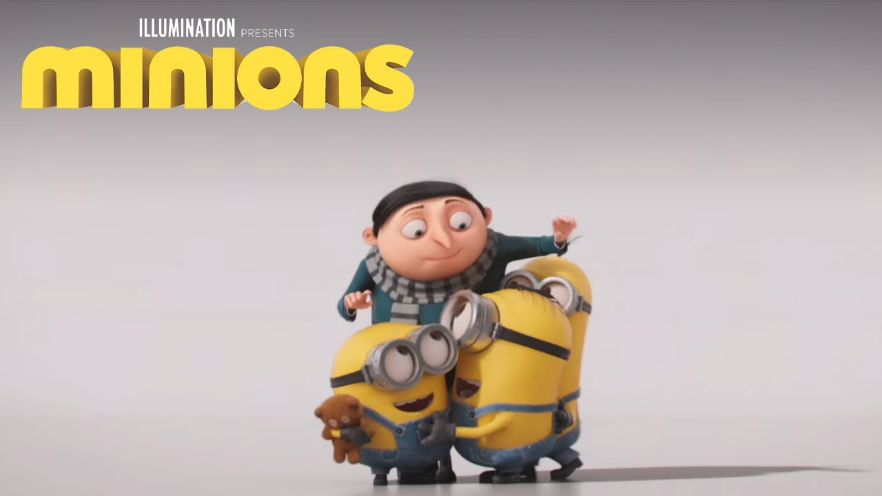 minions home for the minions hd illumination youtube