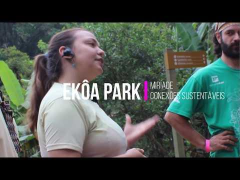 Ekôa Park | Viagem de estudos com alunos do Agenda 21 do Cerne