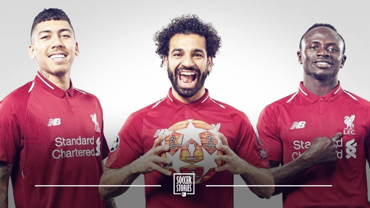 Download 8 things you didn't know about the Salah-Mané-Firmino trio | Oh My Goal