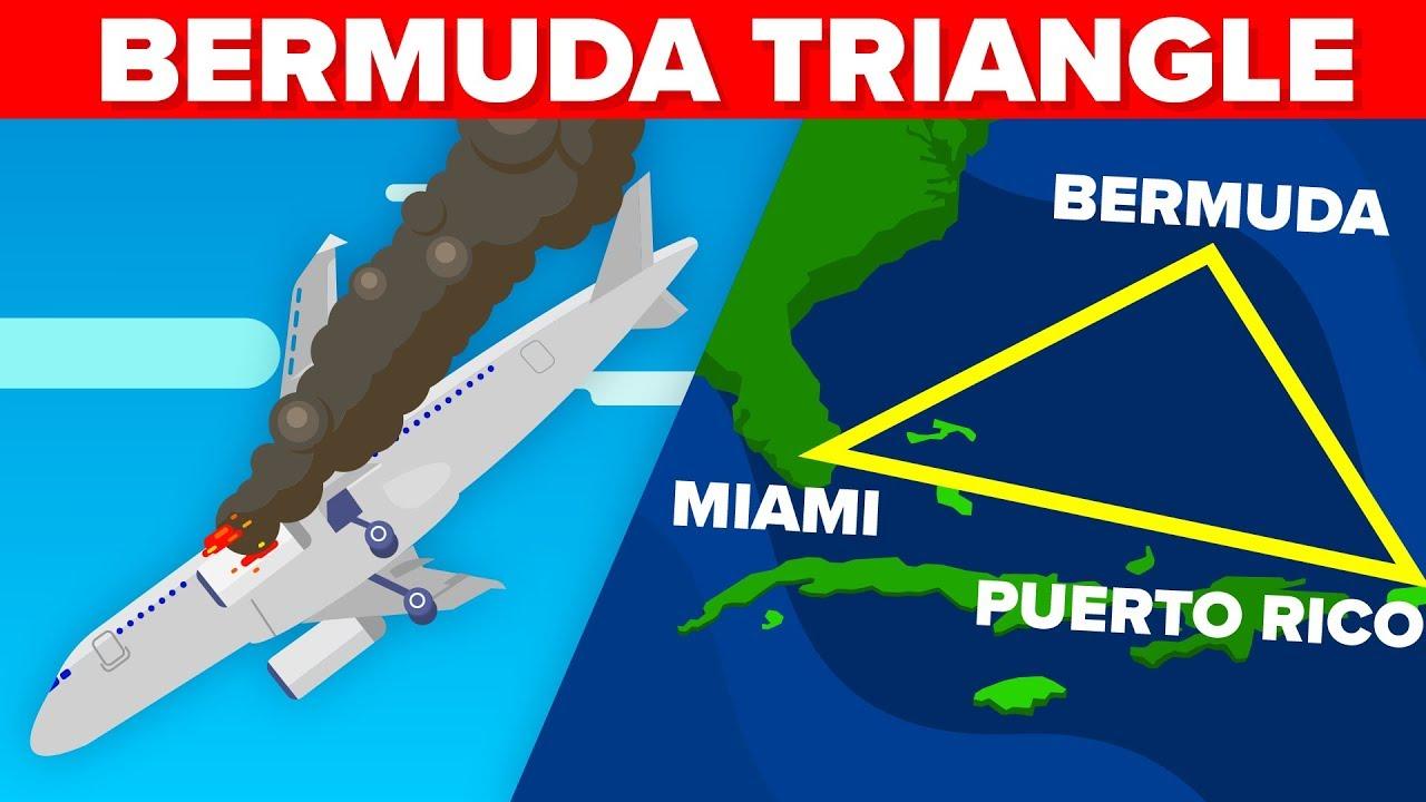 Triangles Where Right Bermuda Desntanen
