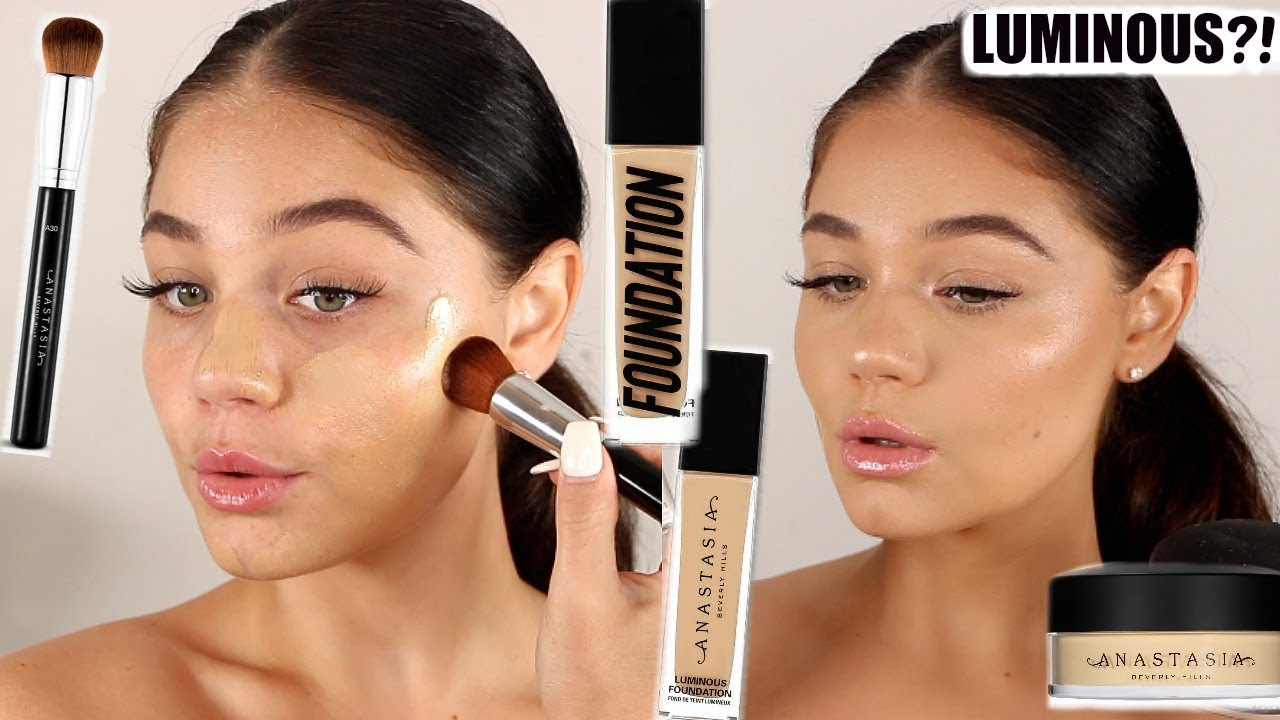Luminous Foundation by Anastasia Beverly Hills #6