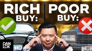 7 Things Rich People Buy That The Poor Don