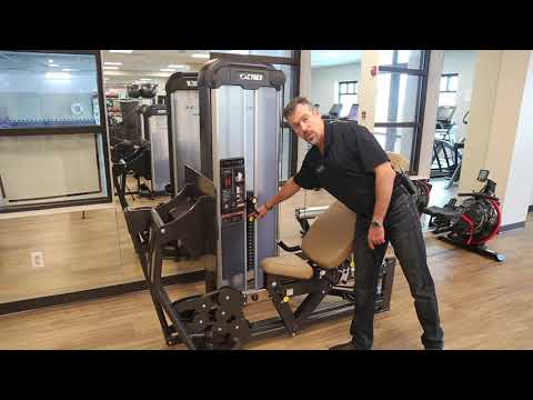 Cybex Equipment Introduction