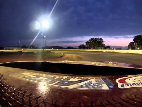 7-5-13 Red Cedar Speedway Andrew Conklin 13 Feature