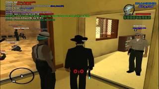 DRP-C || [Yakuza] Терракт/Захват LVPD для Отчета || Yagami Sagowara