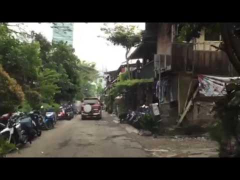 Jakarta cruising