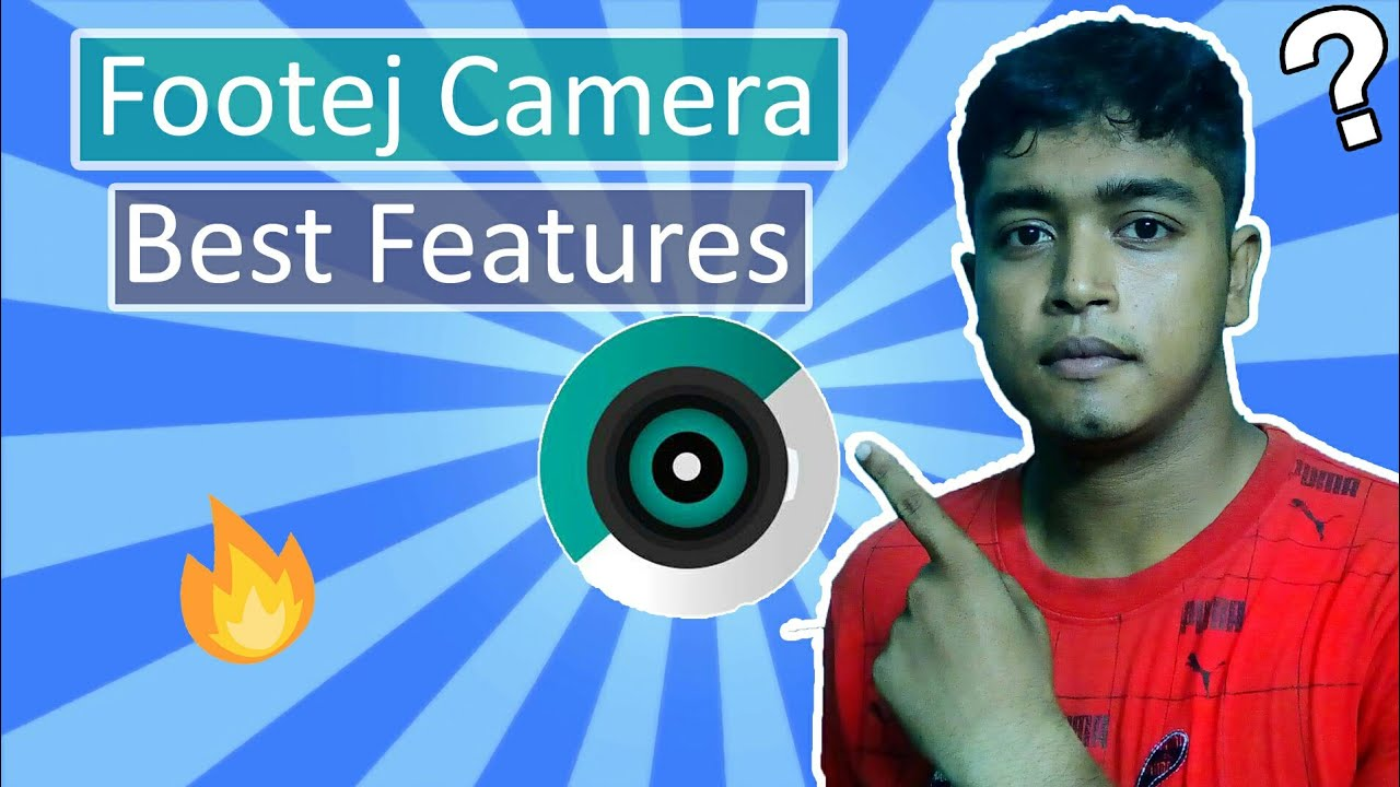 Footej Camera Tutorial The Best Camera Ever Youtube