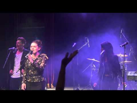 ESCKAZ live in Malmö: Dina Garipova (Russia) - What If (at OGAE party)