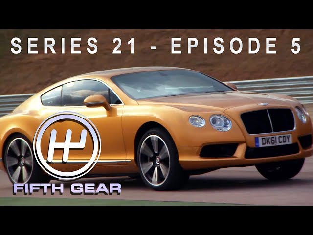 Fifth Gear: Series 21 Episode 5 - Full Episode