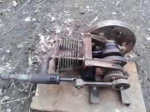 Паровой двигатель своими руками из двс