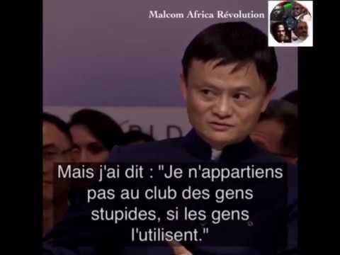 Jack Ma, Créateur d'Alibaba et 22e fortune mondiale selon le Magazine