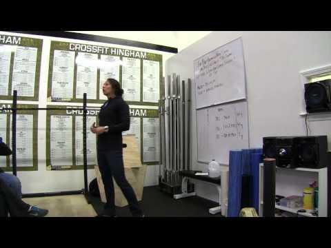 CrossFit - Simple Nutrition: Part 4 (Journal Preview)