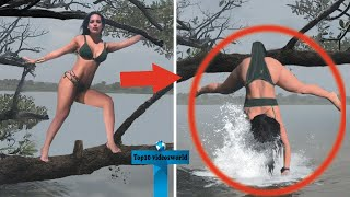 Top 35 Funny Instant Regret Moments Caught On Camera!