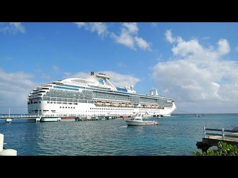 Cruise Vlog | Panama Canal | Coral Princess
