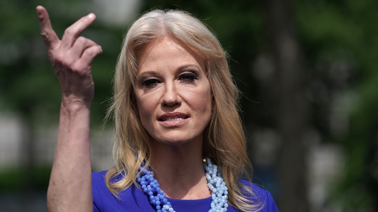 Trump Is Urged to Fire Kellyanne Conway for Hatch Act Violations